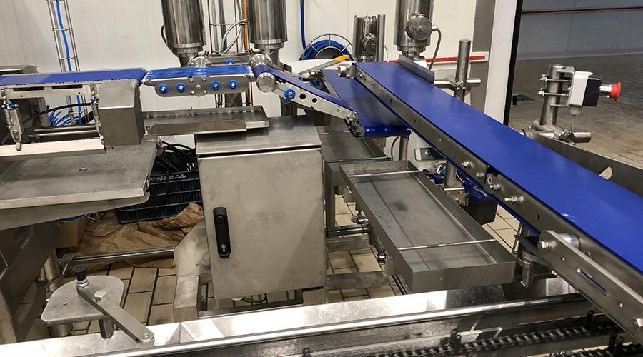 FETA CHEESE CUTTING MACHINES