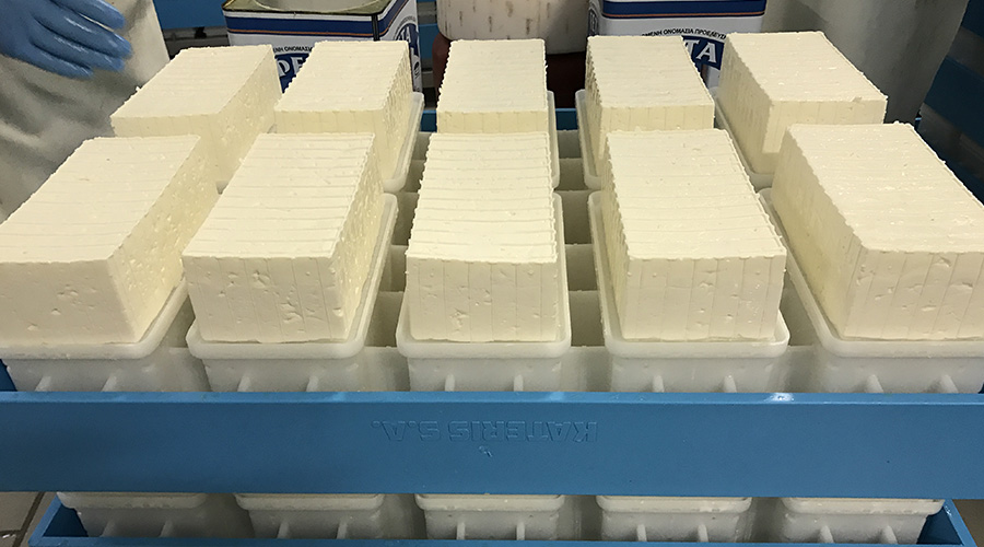 FETA CHEESE MOULDS