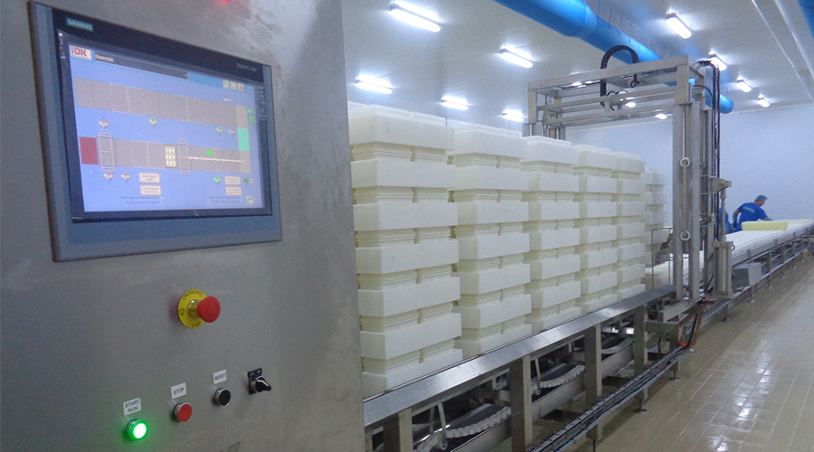 FETA INTEGRATED PRODUCTION LINES