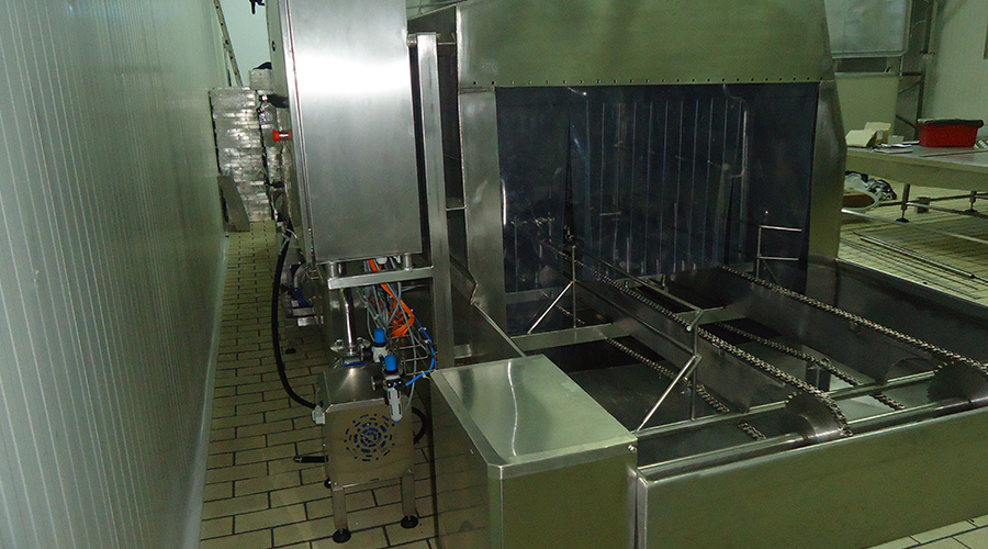HALOUMI PRODUCTION MACHINERY- CHEESE GRILL