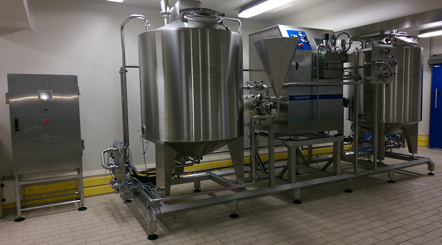 YOGHURT PRODUCTION BOILERS