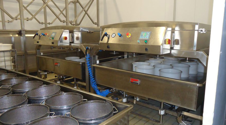 HARD CHEESE PREESSER MOULDS