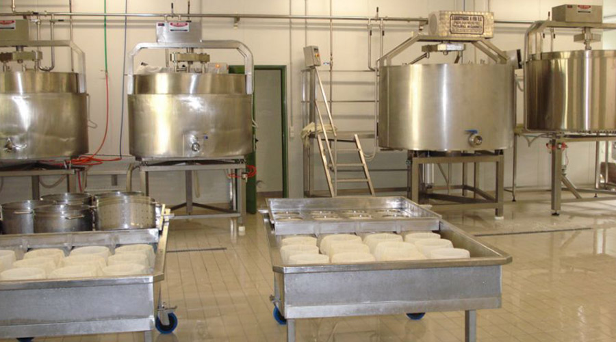 CHEESE PACKING MACHINE