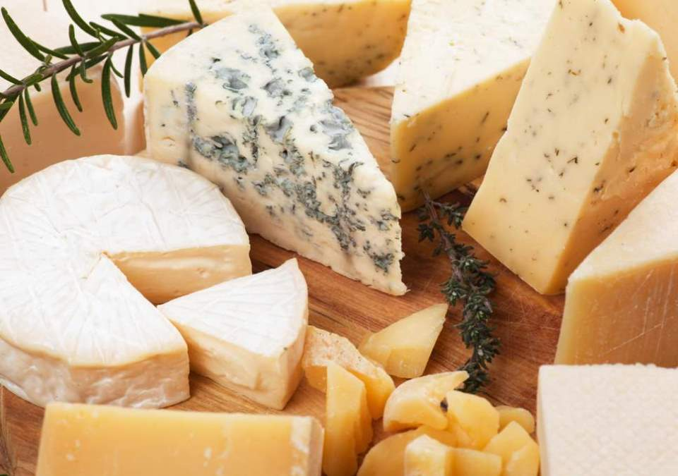 cheese-types-most-popular